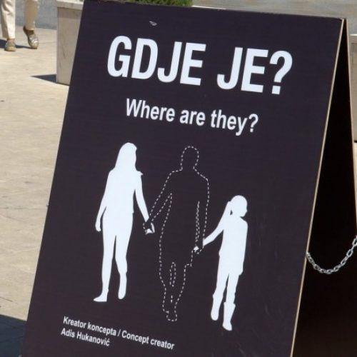 U Mostaru obilježen Međunarodni dan nestalih