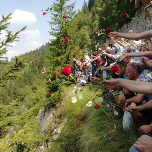 Obilježavanje godišnjice na Korićanskim stijenama: Životi okončani nekoliko kilometara od slobode