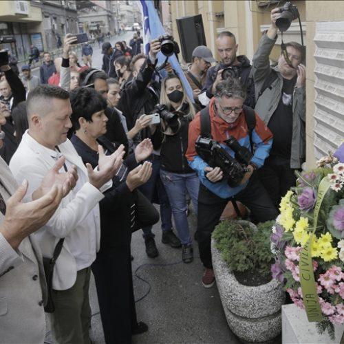 U Sarajevu obilježena 26. godišnjica stradanja građana u masakru kod Gradske tržnice