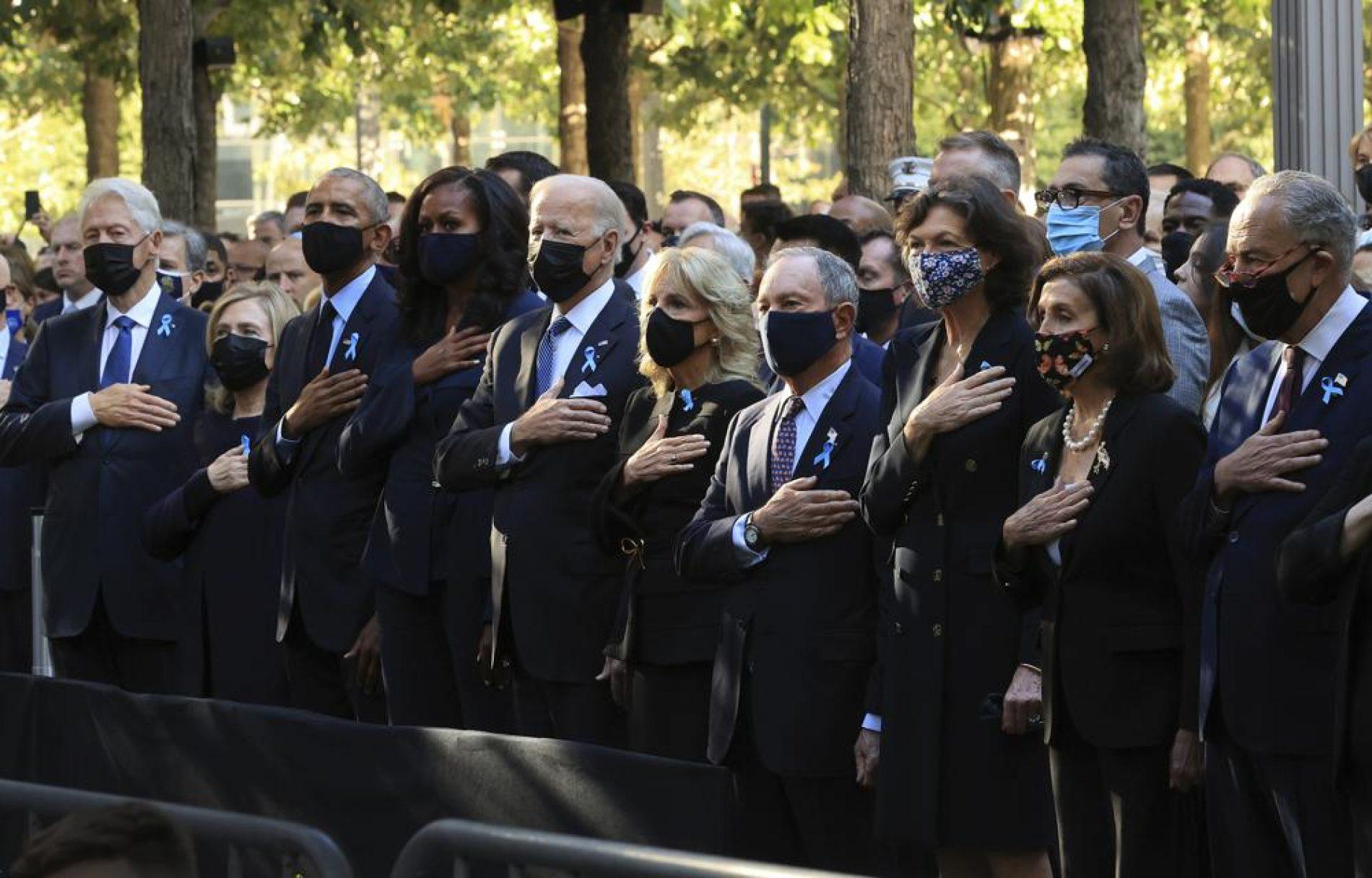 Komšić i Džaferović uputili poruke solidarnosti predsjedniku J. Bidenu povodom godišnjice napada na SAD