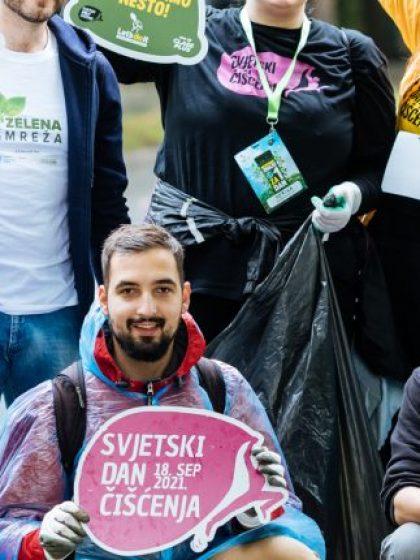 Svjetski dan čišćenja u našoj zemlji obilježilo više od 2000 volontera – Let's Do It Bosna i Hercegovina