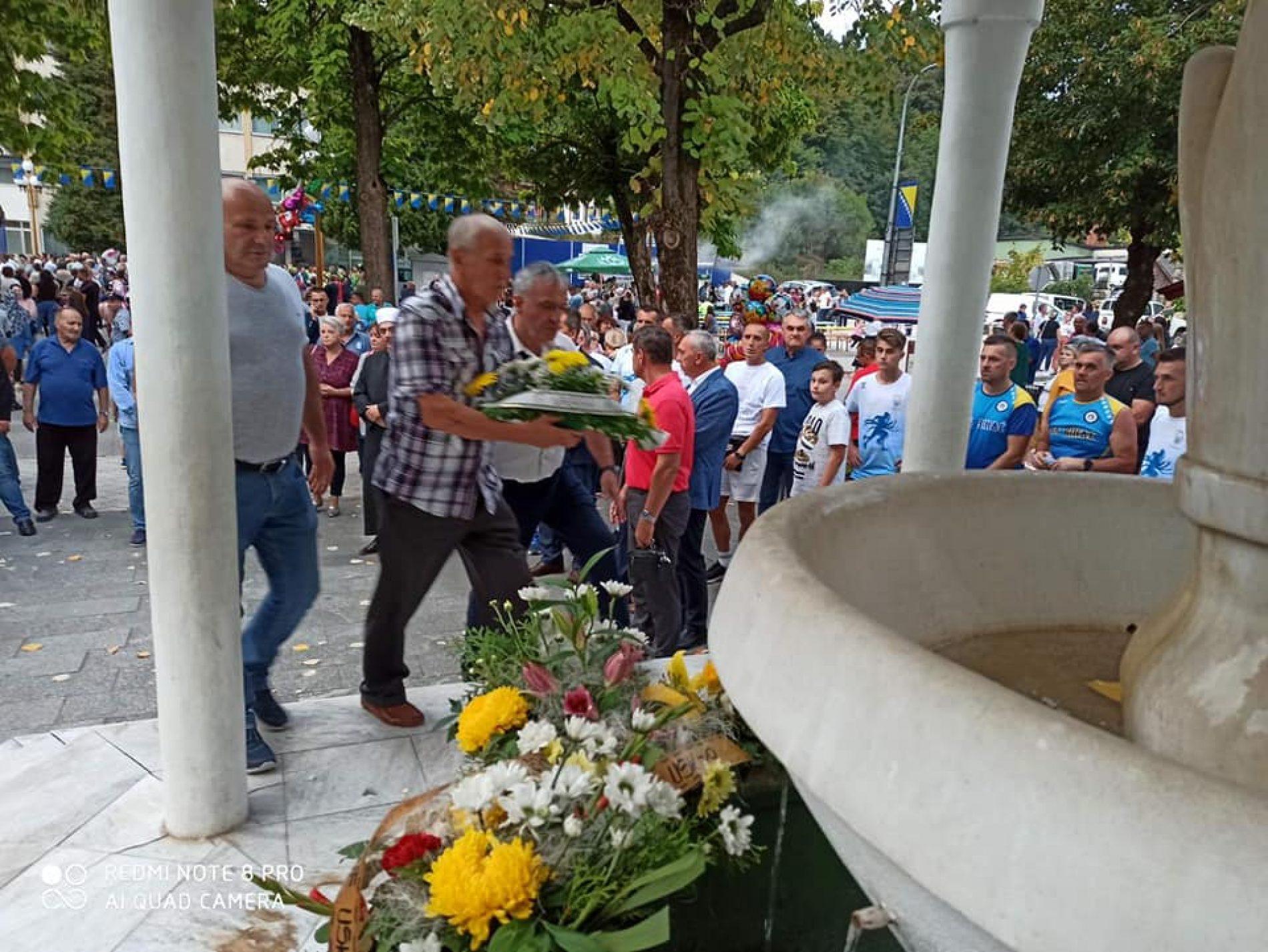 Obilježen Dan oslobođenja općine Ključ