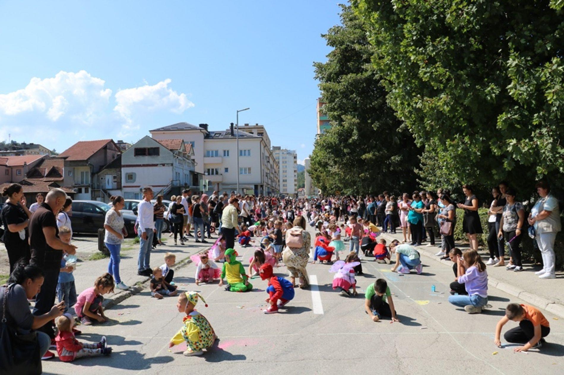 Obilježen 10. septembar, Dan općine Banovići