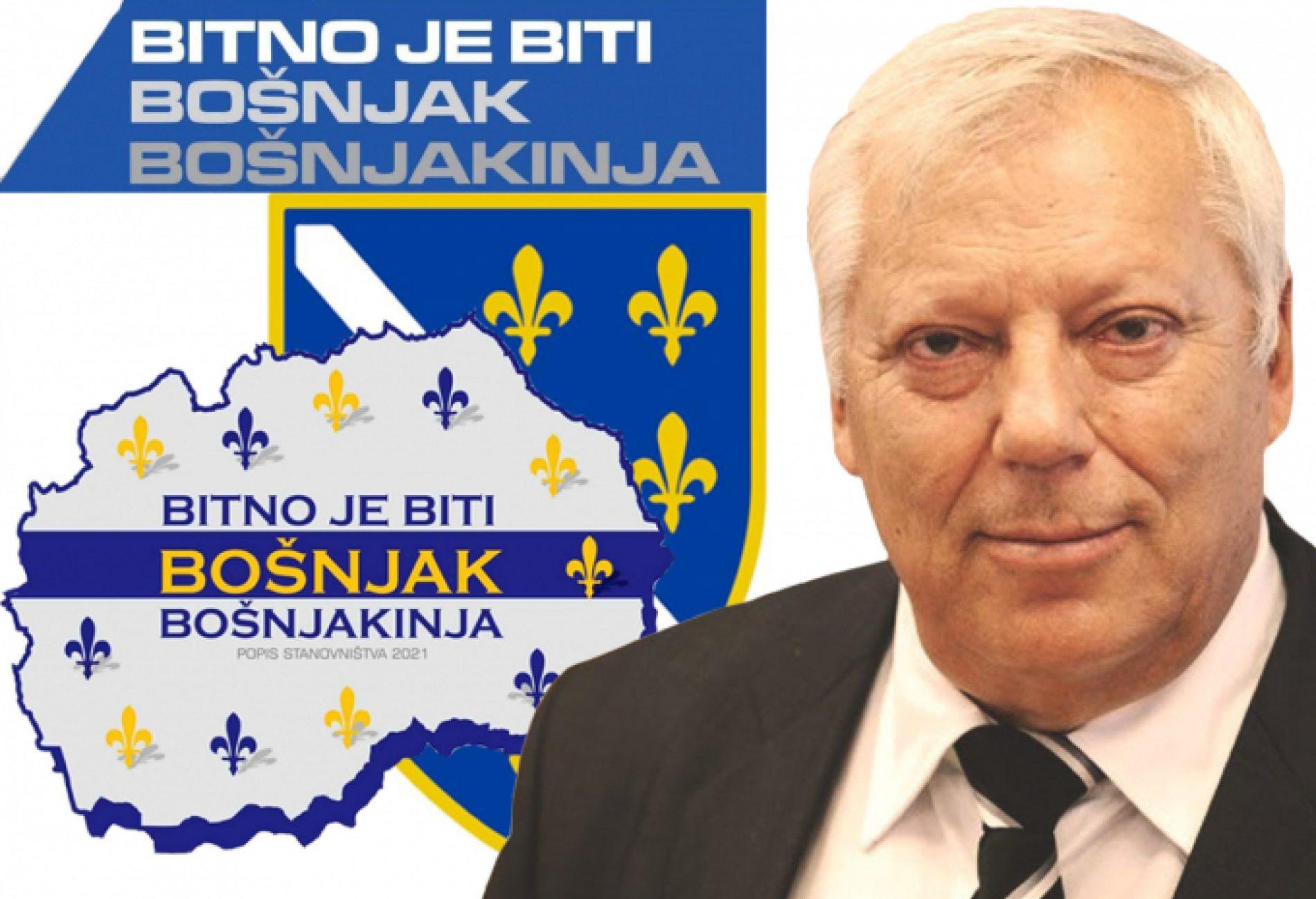 Akademik dr. Muhić povodom popisa u S. Makedoniji: Bošnjaci, budimo ono što jesmo; Bošnjaci!