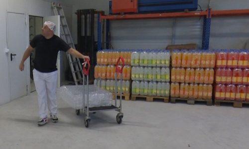 Sanski Most: Novac zarađen vani uložio u fabriku sokova