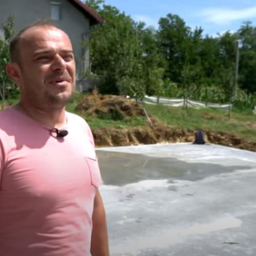 Nakon više decenija života u Austriji, Said se sa porodicom vratio u Bosnu i svoje rodno mjesto