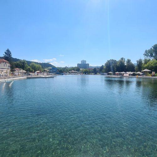 Sezona uspješna: Panonska jezera u Tuzli posjetilo više stotina hiljada gostiju