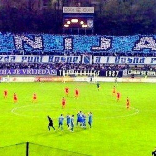 FK Željezničar proslavlja 100 godina kluba
