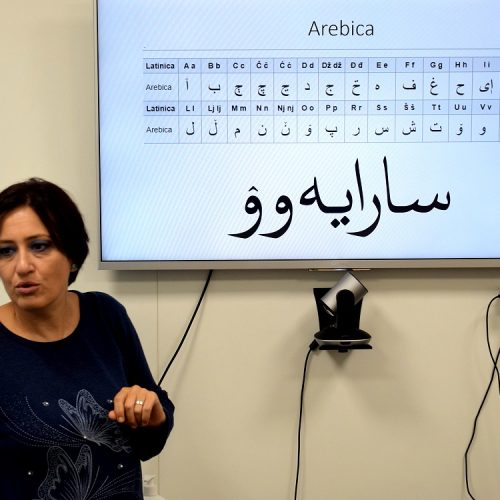 Institut za jezik predstavlja konverter latinice i ćirilice u bosansku arebicu