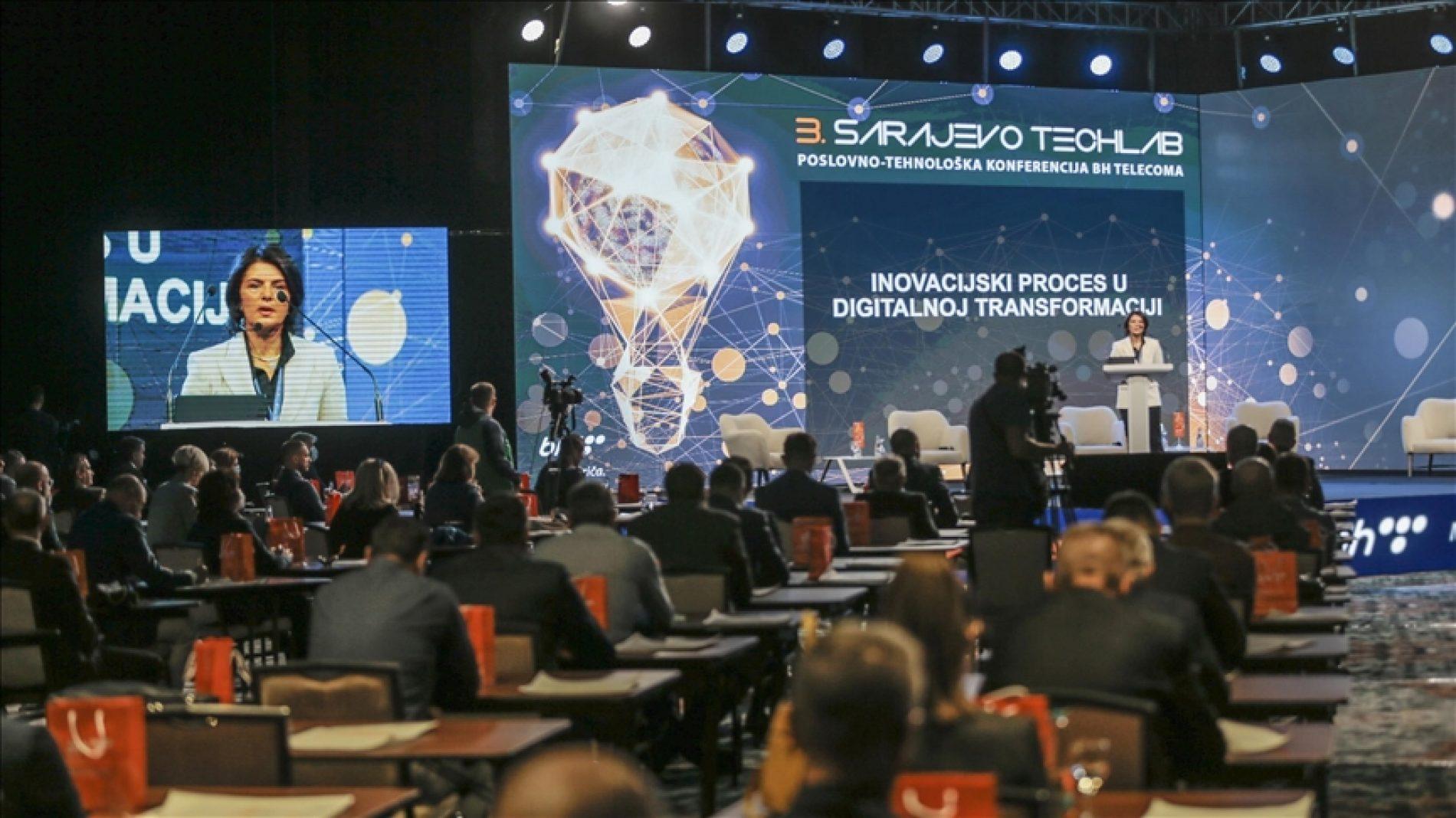 Povodom Dana BH Telecoma konferencija 'Sarajevo TechLab'