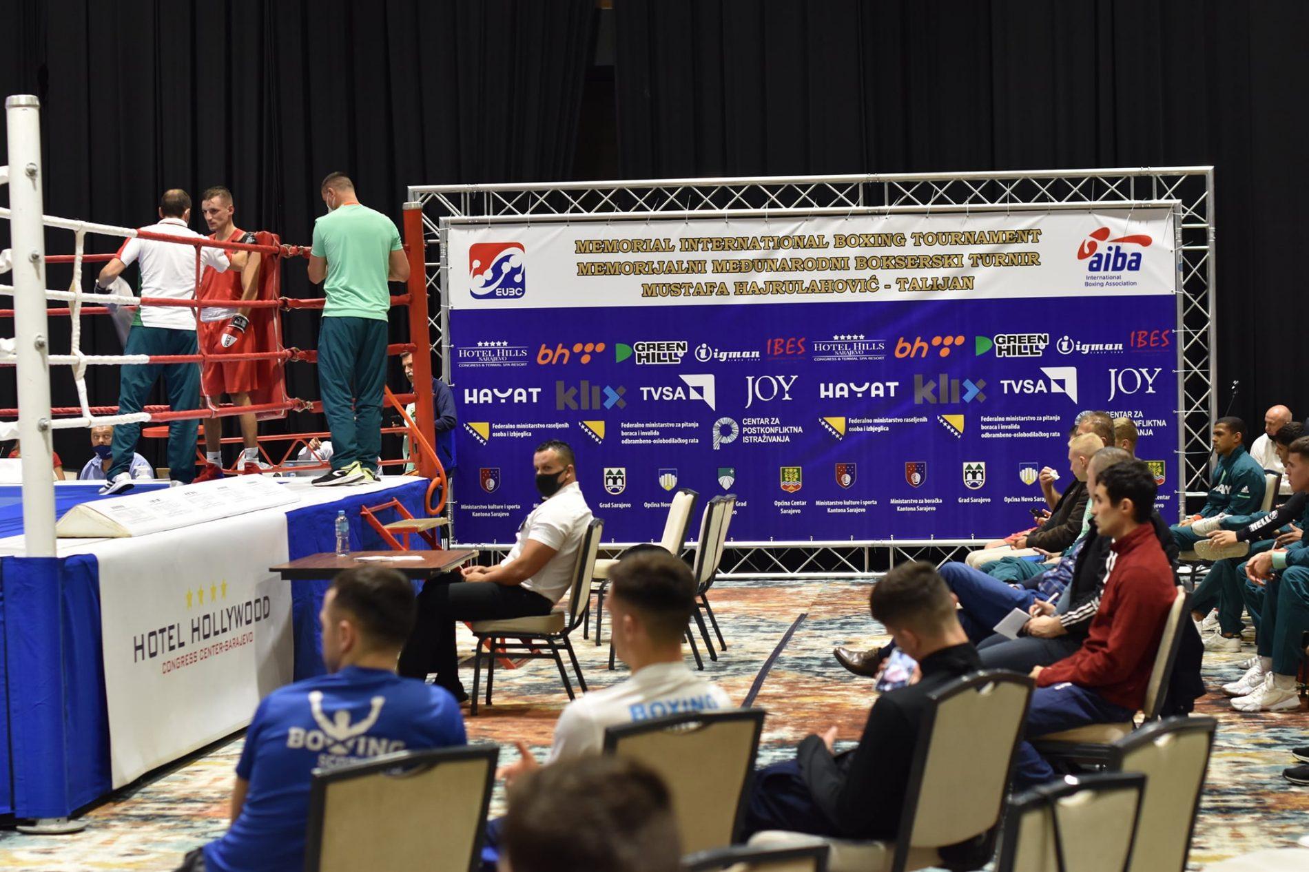 "Memorijalni bokserski turnir ""Mustafa Hajrulahović-Talijan"""
