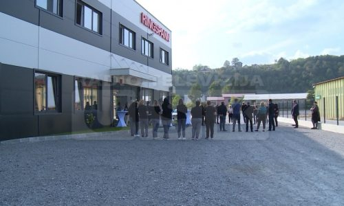 B. Krupa: Firma koja je počela poslovati početkom godine sada ima nove proizvodne hale i pedesetak radnika
