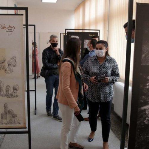 Crteži Josipa Pospišila i 'Stećci' za Dane evropskog naslijeđa