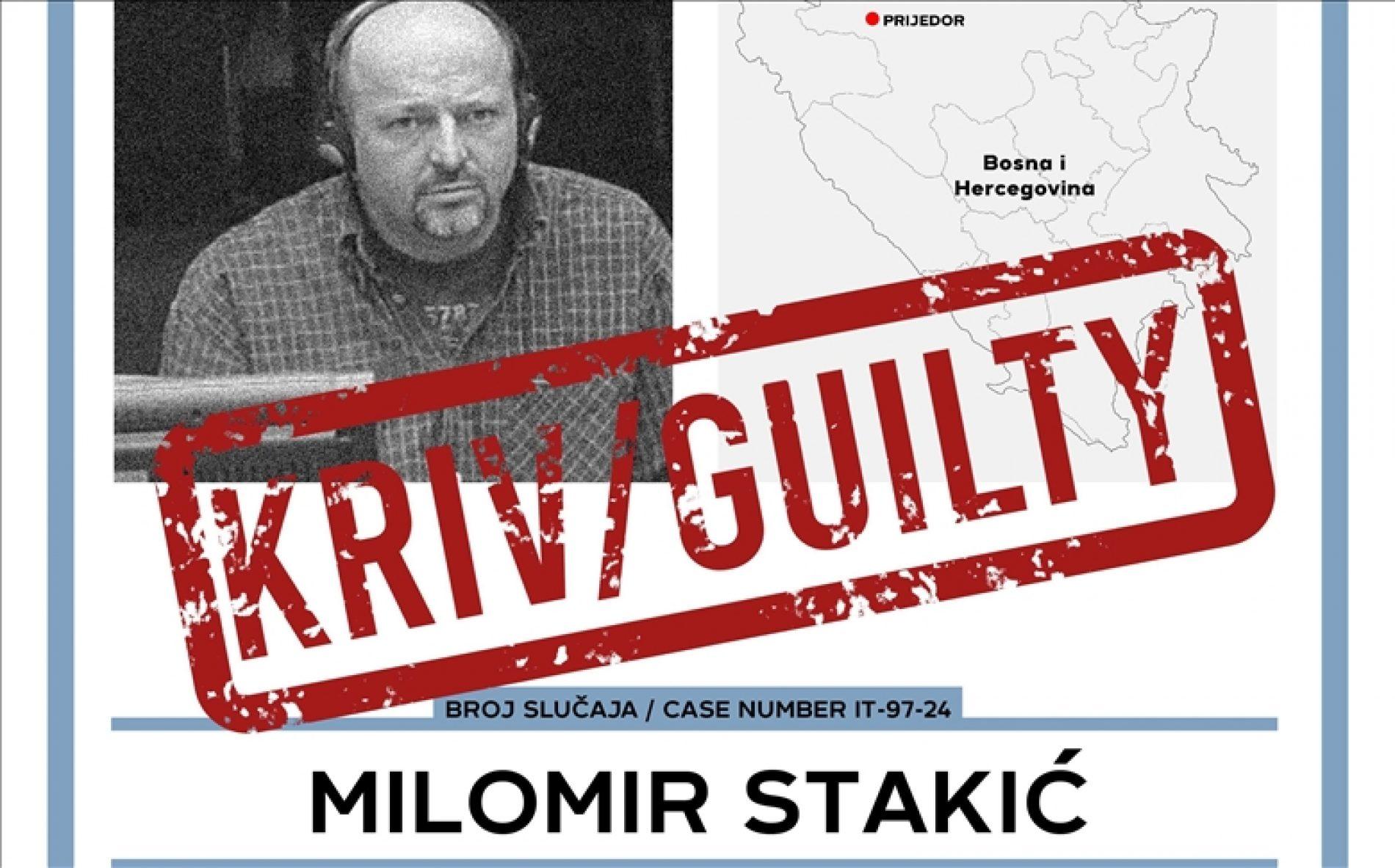 MC Srebrenica i PCRC predstavili pregled presuda za zločine u Prijedoru