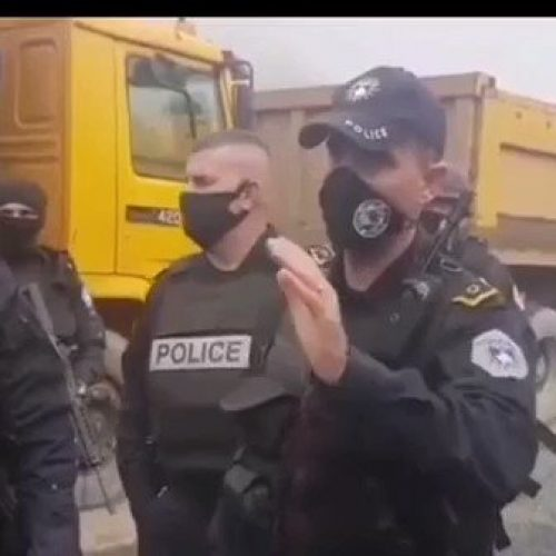 Reciprocitet: Kosovska policija na granici blokirala vozila srbijanskih oznaka