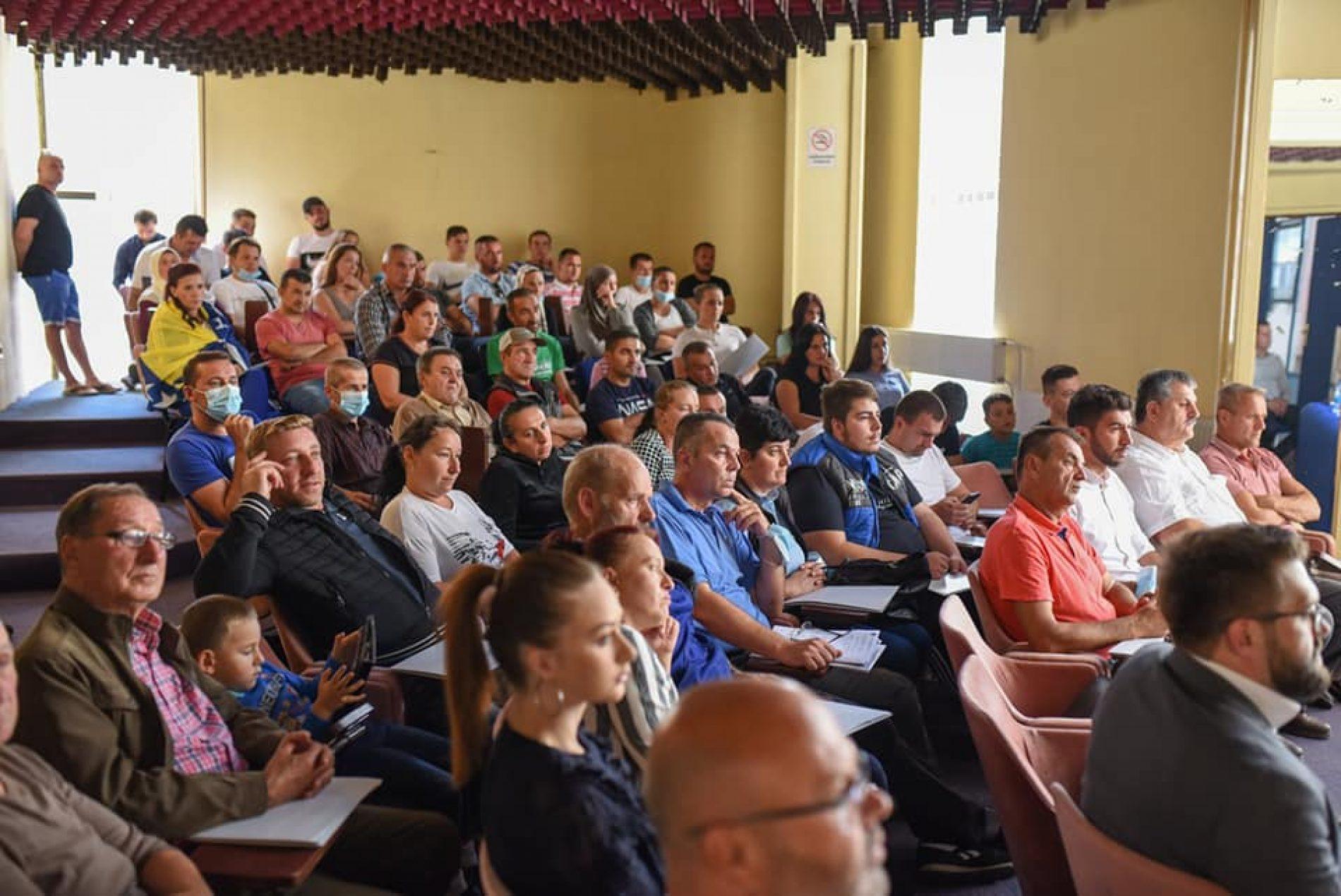 Održana skupština OO SBiH Srebrenica: Sedamdeset delegata izabrali Općinski savjet