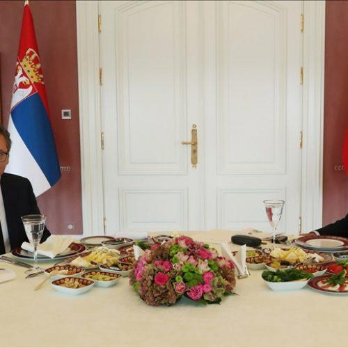 Vučić: Prijateljstvo Srbije i Turske garancija očuvanja mira na Zapadnom Balkanu