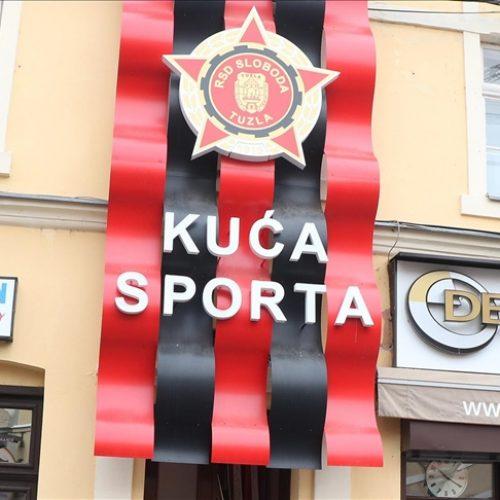 Tuzla: RSD Sloboda otvara Kuću sporta, prvu u Bosni i Hercegovini
