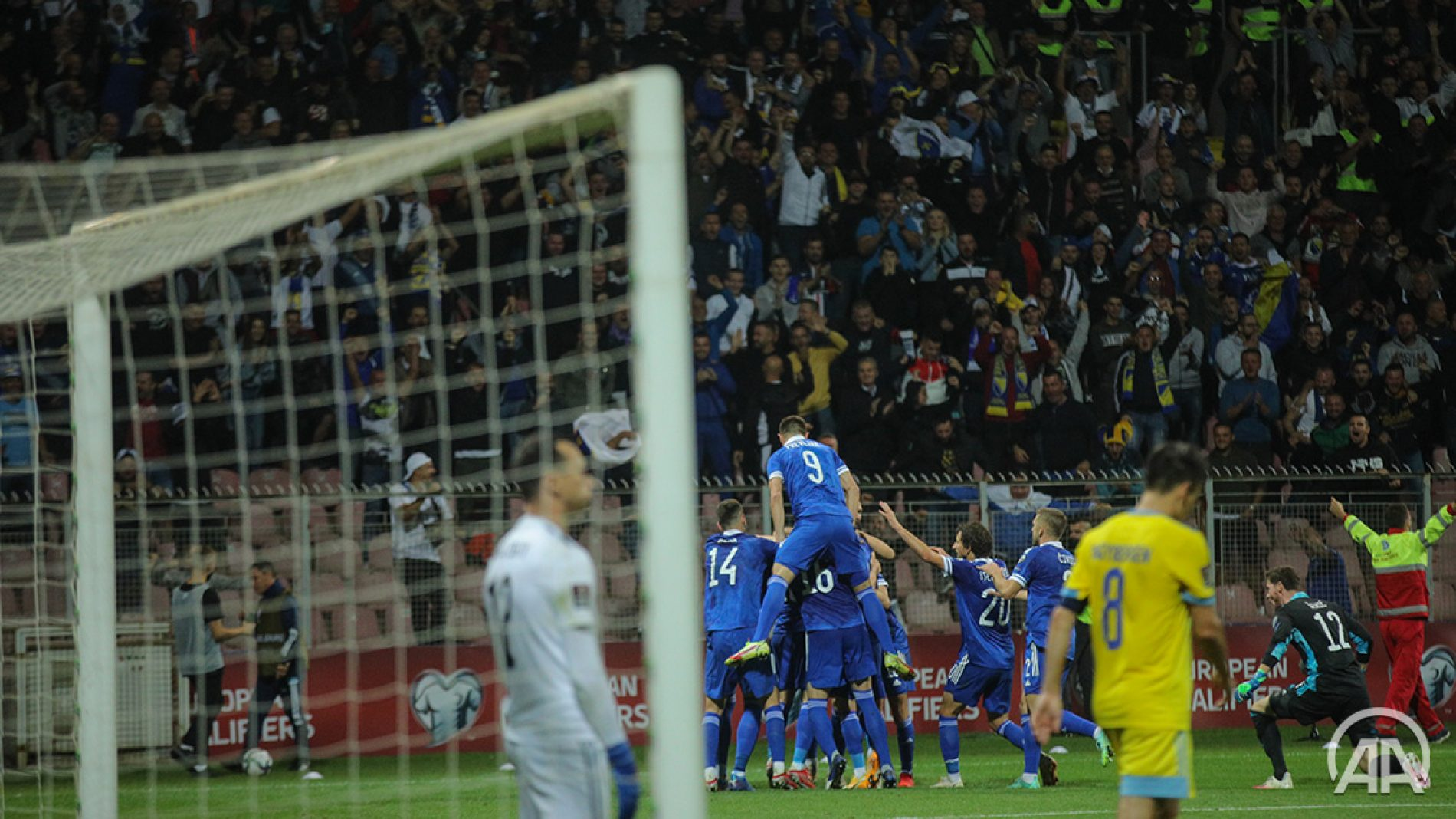 Bosna i Hercegovina u trileru kiksala protiv Kazahstana