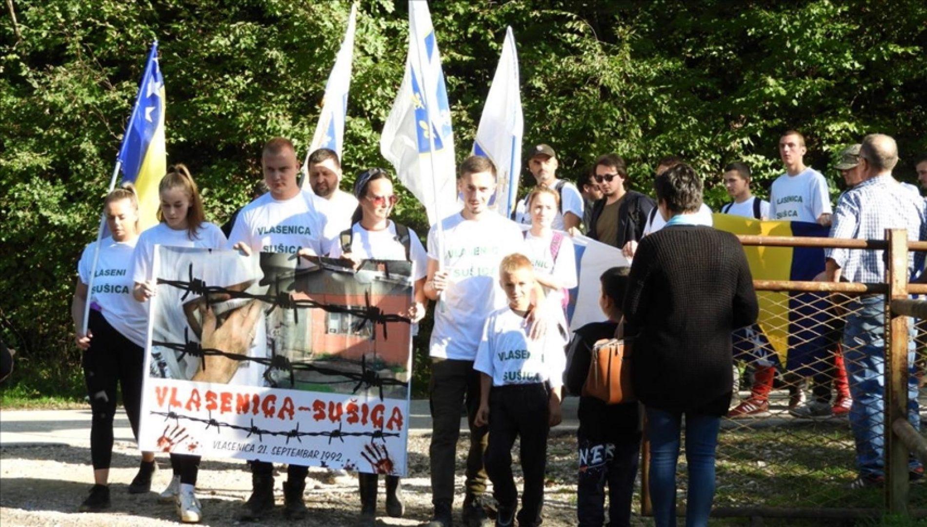 Obilježavanje godišnjice zločina u logoru Sušica – kroz ovaj logor je prošlo i bilo zatvoreno oko 8.000 osoba