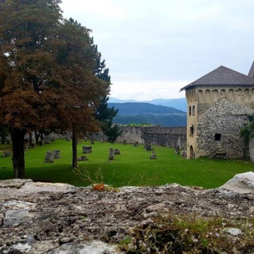 Krajiški biser, Stari grad Ostrožac, privlači sve veći broj posjetilaca