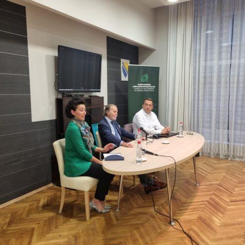 Diego Arria:  Ima nešto što će trajati a to je snaga i hrabrost ljudi u Bosni i Hercegovini, koju su pokazali cijelom svijetu