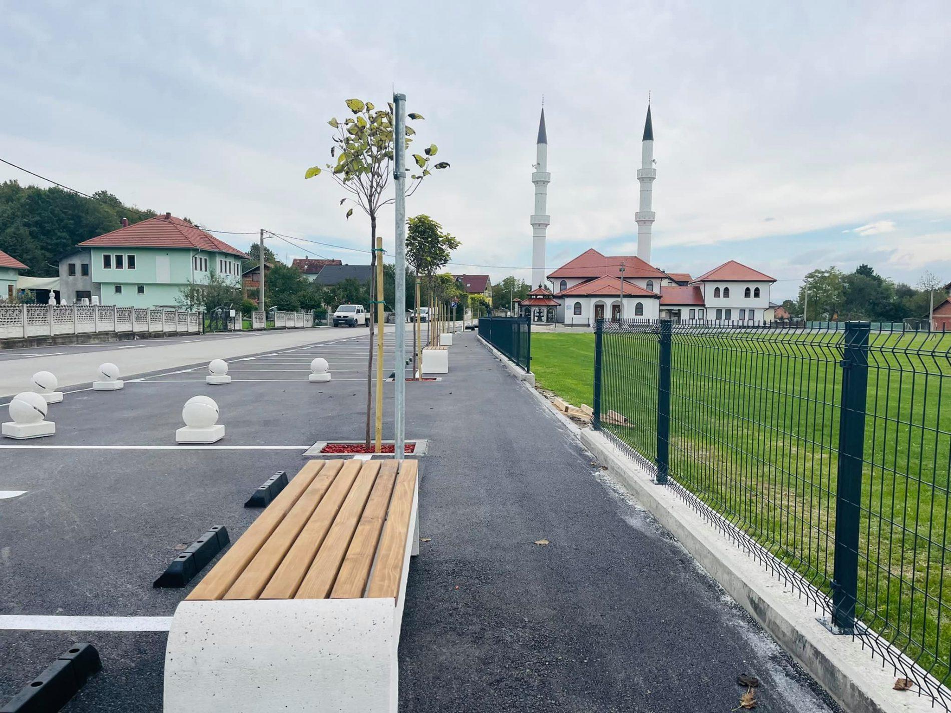 Kozarac – završeno uređenje u sklopu Memorijalnog centra Kamičani