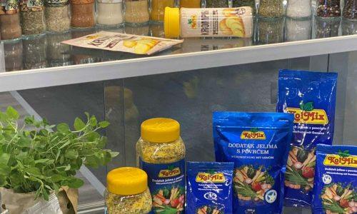 Četiri proizvođača iz naše zemlje na sajmu ANUGA u Kelnu