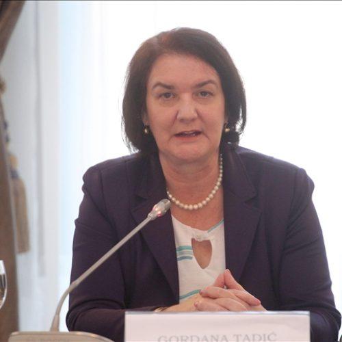 Gordana Tadić smijenjena s pozicije glavne državne tužiteljice