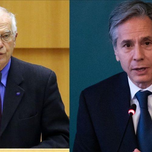 Borrell i Blinken snažno podržali teritorijalni integritet Bosne i Hercegovine